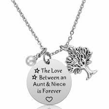 find many great new used options and get the best deals for aoboco heart necklace 925 sterling silver i love you forever pendant with blue at the
