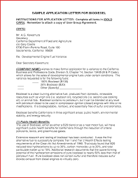 Inspirational Application Letter Template Pdf Type Of Resume