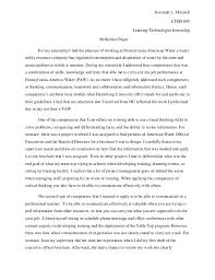 thesis for reflection essay assignment power point help how to  how to write a creative reflective essay thesis