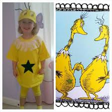 dr seuss character check out the photos below for some ideas be creative you don t have to spend a lot of money to put together a fun outfit