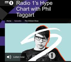 Lazybones Airs On Bbc Radio 1 Hype Chart With Phil Taggart