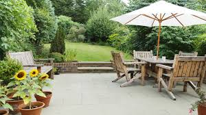 stress busting oasis patio garden