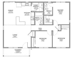 Waveny House Floor Plan