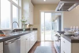 height standards for kitchen countertops