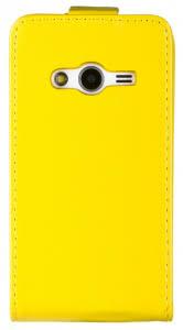<b>Чехол SkinBox для Samsung</b> G313/318 Galaxy ace 4 Yellow чехол ...