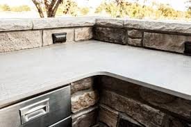 Granite For Outdoor Kitchen Customizing And Designing An Outdoor Kitchen Kitchens Inc