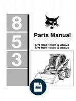 bobcat 873 repair manual motor oil elevator Bobcat 873 F Series Parts Diagram Bobcat 873 F Series Parts Diagram #10 Aux Bobcat 873 Hydraulic Parts Diagrams