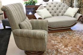 Living Room Accent Chairs With Arms Furniture Elegant Armchair Design With Comfortable Swivel Accent