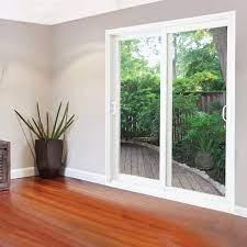 double sliding patio door with low e