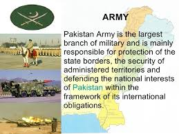 armed forces army