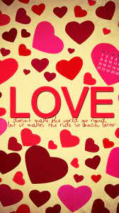 Valentine's Day iPhone Wallpapers - Top ...