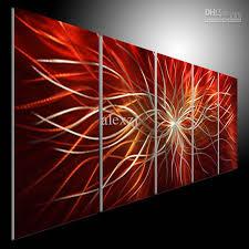 2018 metal modern abstract art oil painting art sculpture decor original art red from alexzl 110 04 dhgate com on red metal art wall decor with 2018 metal modern abstract art oil painting art sculpture decor