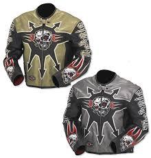 teknic hellion leather jacket