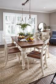 country cottage dining room.  Cottage Country Cottage Chic Is Served Fresh With The Marsilona Dining Room Table  Vintageinspired Design And Distressed Accents Exude A Timeworn Wellloved  Inside Cottage Dining Room