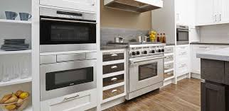 Microwave Drawer In Island E42
