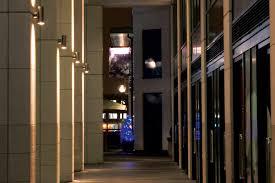 contemporary wall light outdoor stainless steel led marine grade orlight