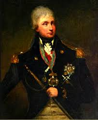 Sir Samuel Hood, 1st Baronet - Wikipedia