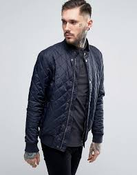 Barbour | Barbour Moss Quilted Bomber Jacket &  Adamdwight.com