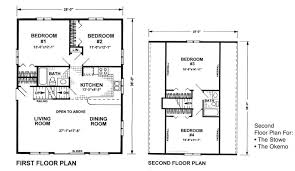 Stowe U2013 4 Bedroom / 2 Story Approx. 1610 Sq Ft. Stowe Floorplans