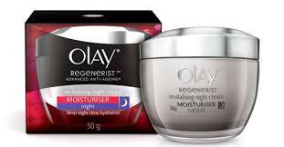 best anti aging night creams in india