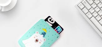 Arti Art Design Chip Card Holder Creative Products Artiart