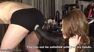 Mistress Deep Anal Fisting