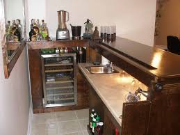 Bar Cabinets Designs For Home View In Gallery Eclectic Home Bar - Home bar cabinets design