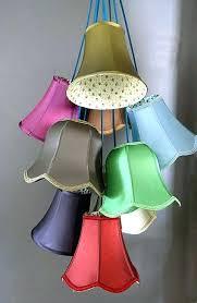 chandelier mini lamp shades modern light lamps with fabric lamp shades chandelier mini handmade lamp shade