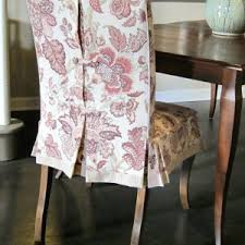 incredible diy dining chair cover room enjoyable slipcover no sew your inside pattern seat cushion back