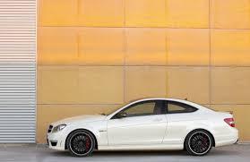 New Mercedes-Benz C63 AMG Coupe - Pursuitist