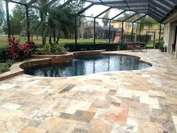Backyard Flooring Ideas Outdoor Large Size Of For Impressive