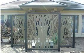 decorative metal fence panels. Plain Decorative Decorative Wrought Iron Fence Panels Top Metal Fencing With  Ornamental  And Decorative Metal Fence Panels U