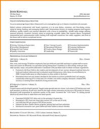 Executive Chef Resume Examples Of Resumes Oil And Gas Landman