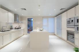white modern kitchen. Enthralling 35 Beautiful White Kitchen Designs With Pictures Designing Idea All Modern G