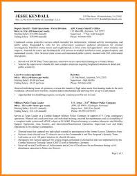 8 Usa Jobs Resume Sample Hr Cover Letter