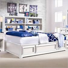 white bookcase storage bed. Brilliant Storage Lea Elite Reflections Kids Bookcase Platform Storage Bed In Aspen White  Finish  Organize Your Childu0027s Books Pinterest Bookcase Beds And  Inside I
