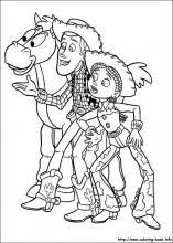 Small Picture Toy Story coloring pages on Coloring Bookinfo