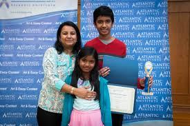 art essay contest award ceremony atlantic institute support us