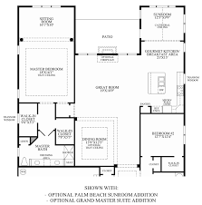 Master Bedroom Suite Floor Plans Additions Regency At White Oak Creek The Bowan Home Design