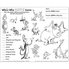 Small Picture Coloring Pages Free Printable Cat In The Hat Coloring Pages For