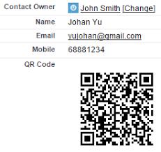 Salesforce Qr Code Salesforce888