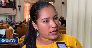 Partido Conservador mantiene a su única diputada en el parlamento |  Nicaragua Investiga