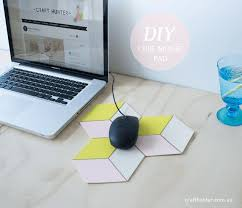 7 cube mouse pad