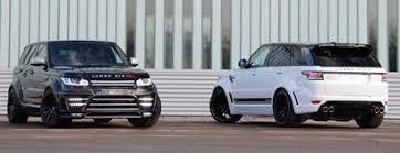 Обвес LUMMA для Range Rover Sport <b>New</b>