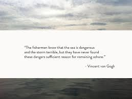 Vincent Van Gogh Quotes Enchanting Well Said Quotes Vincent Van Gogh