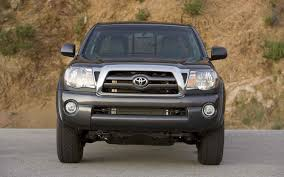 Refreshing or Revolting: 2012 Toyota Tacoma