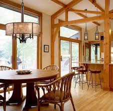 Stylish Contemporary Pendant Brilliant Kitchen Table Light