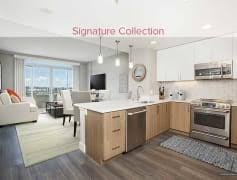 charleston gardens apartments. Wonderful Charleston Signature Collection Kitchen Living And Dining Area With Hard Surface  Vinyl Plank Flooring Throughout Charleston Gardens Apartments