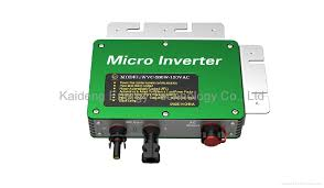 260w grid tie micro inverter with monitoring function 1