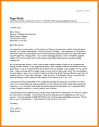 graduate student cover letter sample 8 college student cover letters letter adress